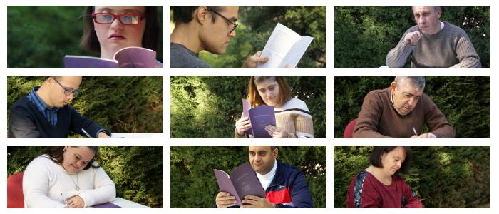 Dia mundial de la poesia - Grupo literario Aprosub