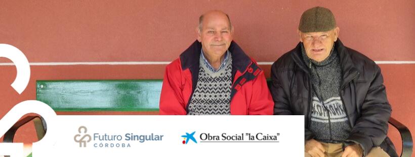 Programa de envejecimiento Futuro Singular Córdoba