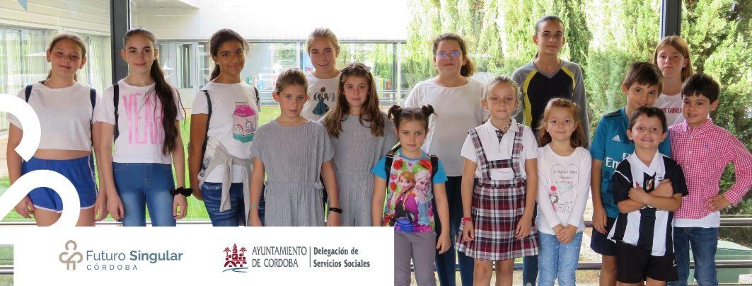 Delegación de Servicios Sociales del Ayuntamiento de Córdoba presta ayuda económica para el proyecto Hermanos de Futuro Singular